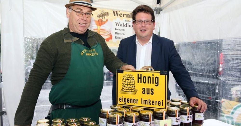 Honigfest am Markt