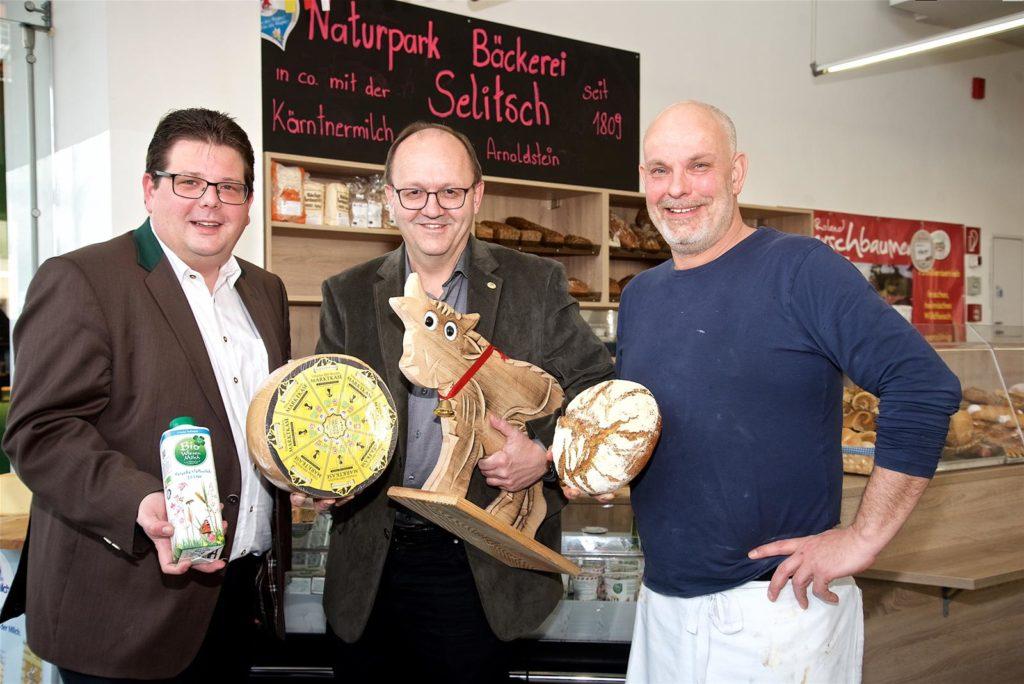 Villachers Wochenmarkt bekommt seinen eigenen Käse