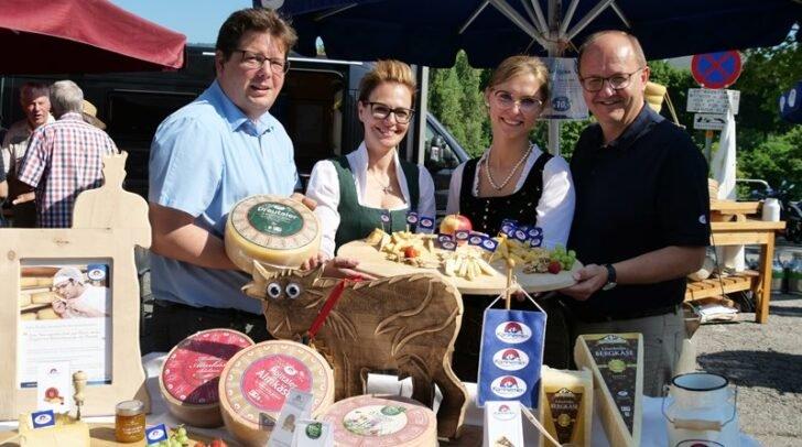 Neue Wochenmarkt-Genusszone zieht in die Widmanngasse
