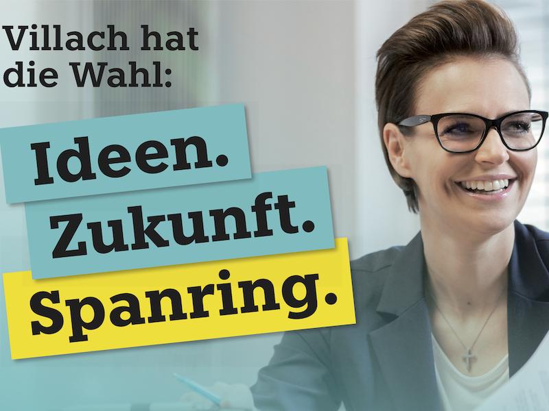 Listenpräsentation der Volkspartei Villach